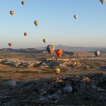 butterfly Balloon ride over Goreme