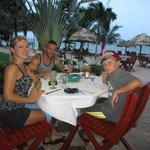 Belizean Dream's restaurant