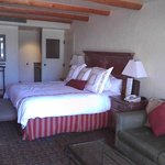 Room 423 Bed