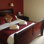 Beautiful double rooms