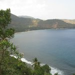 lookout - 15 min drive north of Sengiggi