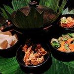 Great taste of Indonesian Rijstaffel