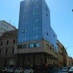 Hotel (Vista exterior)