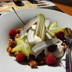 Yogurt and Fresh Fruits