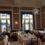 Lovely Jugend breakfast room/restaurant