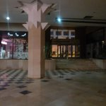 Empty Shopping Complex - Strange?