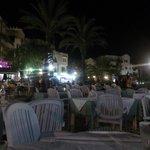 Port El Kantoui - Bar / Restaurant Area