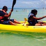 Kayaking at Marco Island Beach