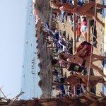 Buen día de playa