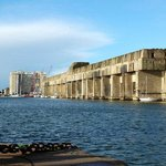 The submarine base
