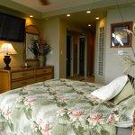 Unit A103 Ocean front Master Bedroom