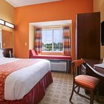 Foto di Microtel Inn & Suites by Wyndham Greenville/University Med