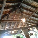 the Asticou porch