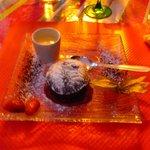 Desserttörtchen mit Mousse au Chocolat