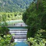 Füssen, Wasserfall