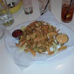 Appetizer - Seafood and Veggies