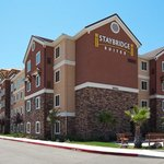 North face of Staybridge Suites