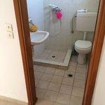 Душ-туалет 2 в одном