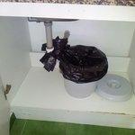 Los productos de limpieza