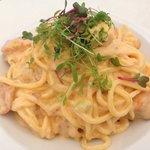 Spaghetti picante at Fladgate's