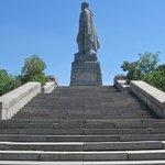 Monument voor de Russische Bevrijders