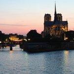 View of Notre-Dame from le Pont de l'archevêché