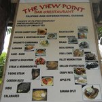 The View Point Bar and Restaurant