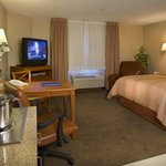 Candlewood Suites Bluffton/Hilton Head Single Bed Guest Room