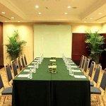 VIP Room  Boardroom Setup