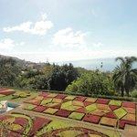 jardin botanique, Funchal