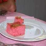 la notte rosa a cena