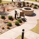 Courtyard Fire Pit