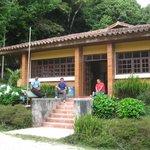La Tigra National Park visitor center