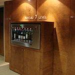 Bar à vin libre-service