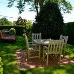 Studio/Seaview Cottage Ground Area