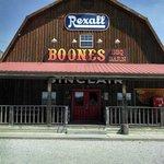 Boone's Barbecue Barn