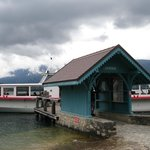 embarcadère de Menthon Saint Bernard