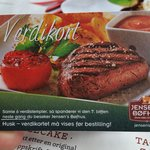 Value Card! Eat 6 dinners and the next is free :-)