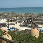 notre plage privée !!!