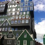 The Inntel Hotel in Zaandam