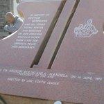 Hector Pieterson Memorial Inscription