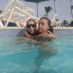 Relaxing@piscina