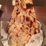 Best naan ever - glorious Ghee!