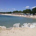 Spiaggia del Camping