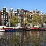 Beautiful view of the channels - Private Tour Amsterdam