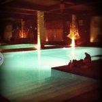 La splendida piscina...!!