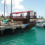 Bridgetown marina
