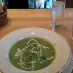 Dill soup = heavenly