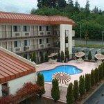 Pool - Courtyard