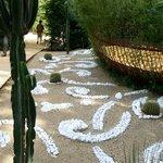 L'exposition des jardins à thémes